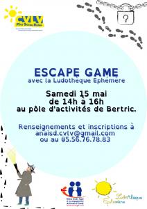 escape game mai