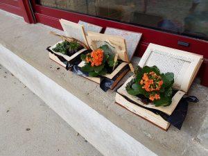 Création de livres végétaux